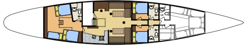 Custom Schooner 31m Layout 1