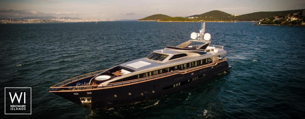 Harun   Yacht 38M Exterior 1