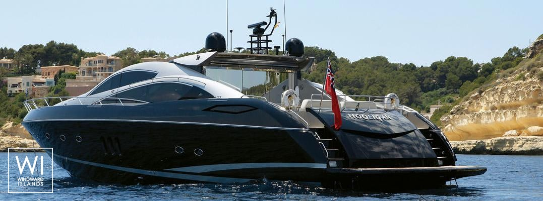 Hooligan of Cowes Sunseeker Predator 82'