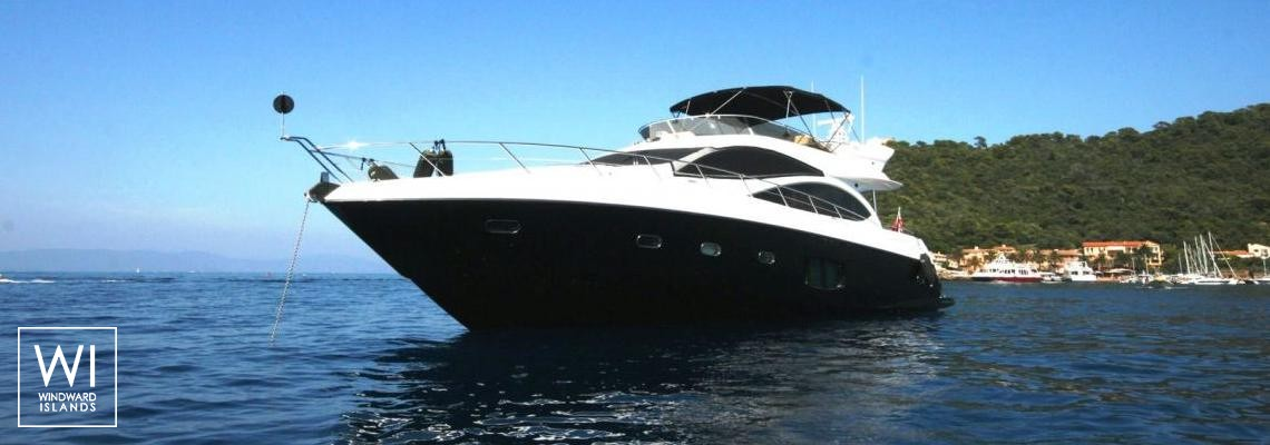 Lazy P Sunseeker Manhattan 70'