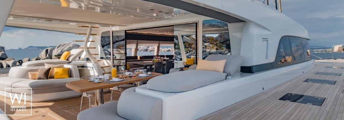 catamaran lagoon 77  u00e0 louer  cara u00efbes  polynesie