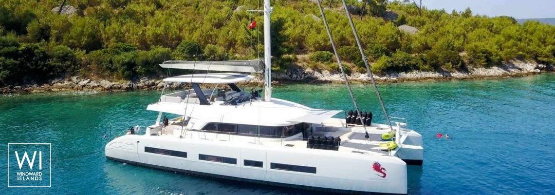 Adriatic Dragon Lagoon Catamaran Lagoon 77