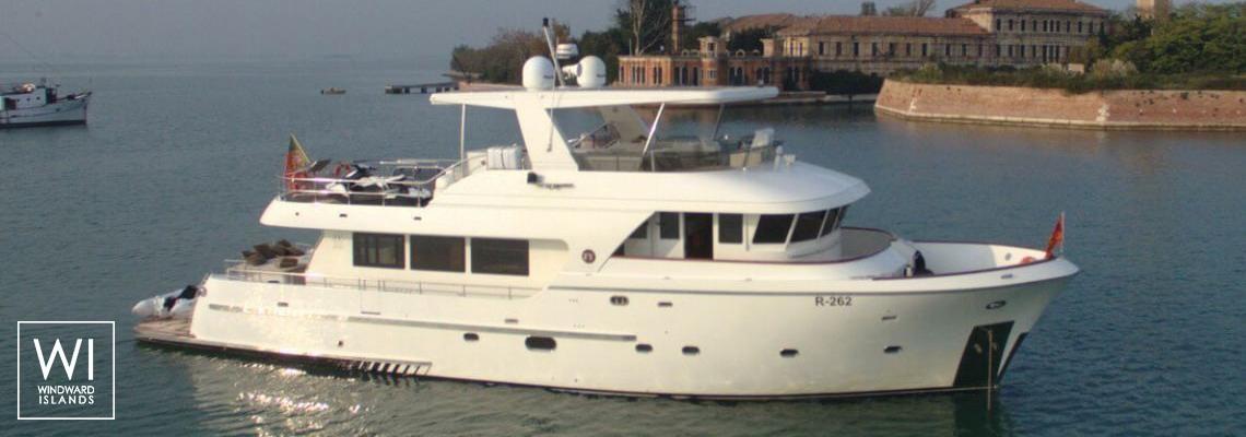 My way   Motoryacht 23M Exterior 1