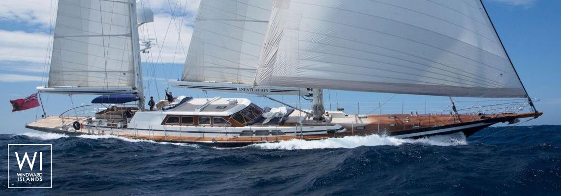 Infatuation  Jongert Ketch 41M Exterior 1