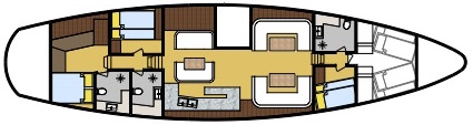 Custom Ketch 23m Layout 1