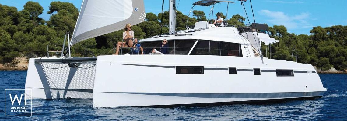 Nautitech 46 Fly Nautitech Catamaran Exterior 1