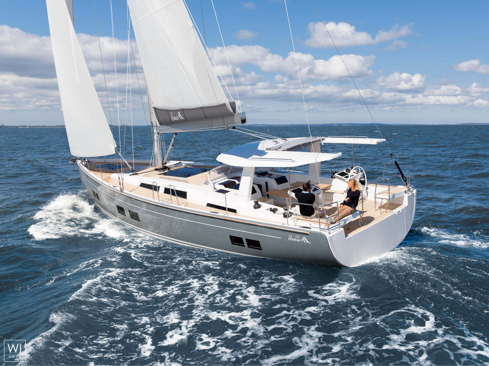 Hanse 588Hanse Yachts