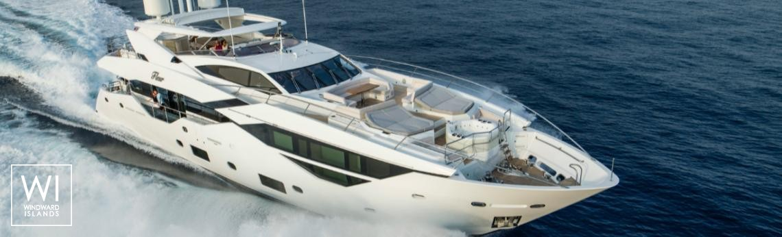 Fleur  Sunseeker Yacht 116 Exterior 1