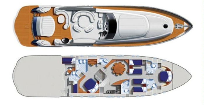 Pershing-yachts Pershing 88 Layout 1