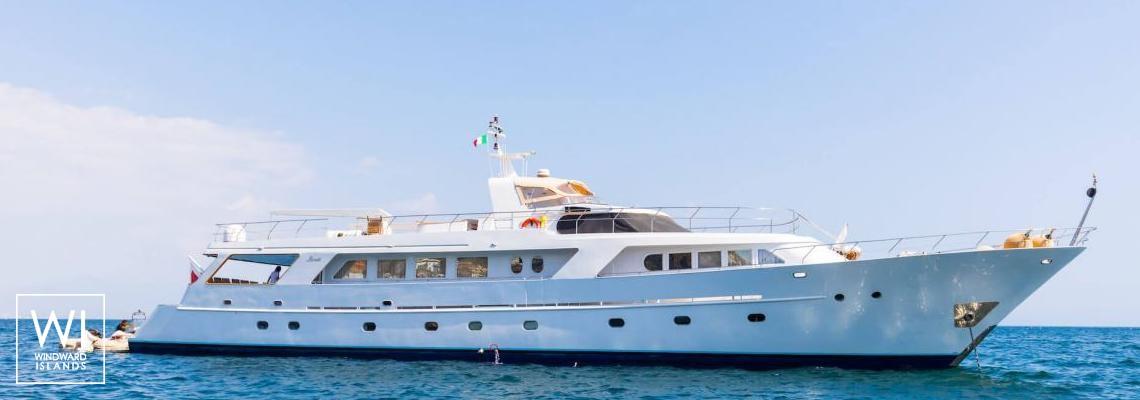 India  Benetti Classic 35M Exterior 1