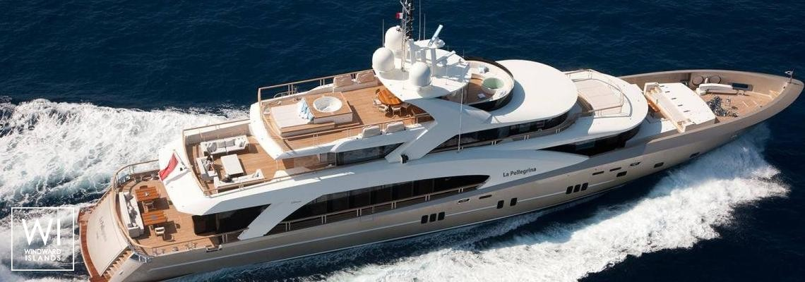La Pellegrina Couach Yacht 50M
