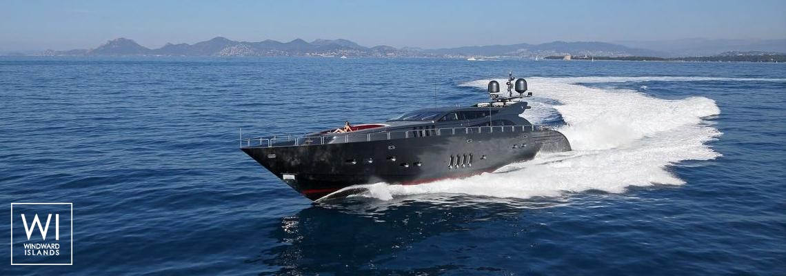 KOJI Leopard Yachts Leopard 34M Exterior 1