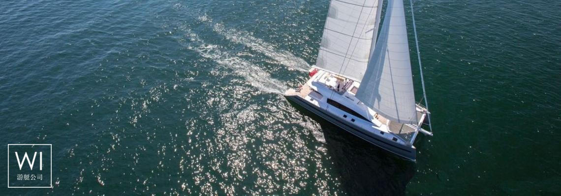 Windquest  JFA Catamaran 86 Exterior 1