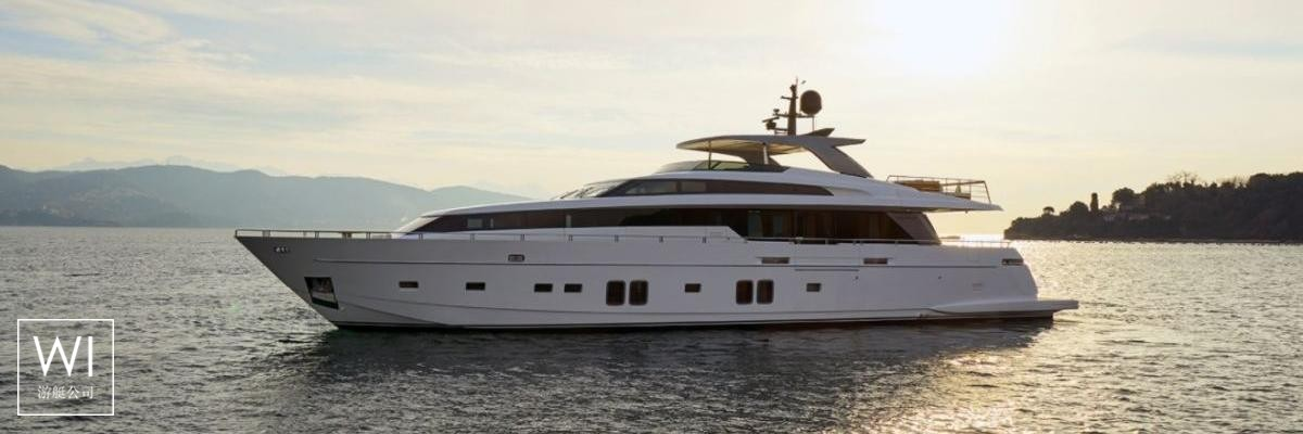 Freddy San Lorenzo Yacht 106