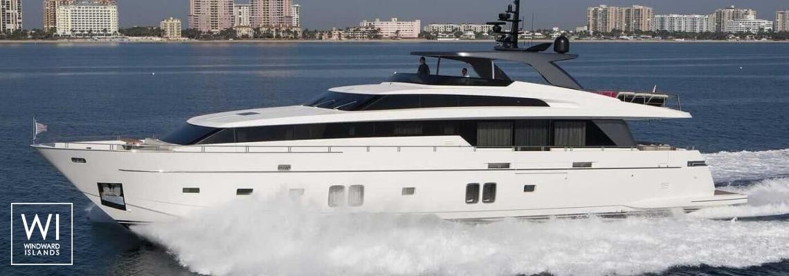 Freddy  San Lorenzo Yacht 106 Exterior 1
