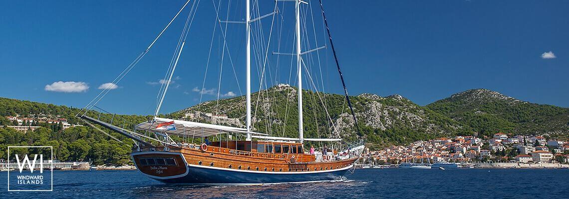 Stella Maris  Turkish Gulet - SMC 38M Exterior 1