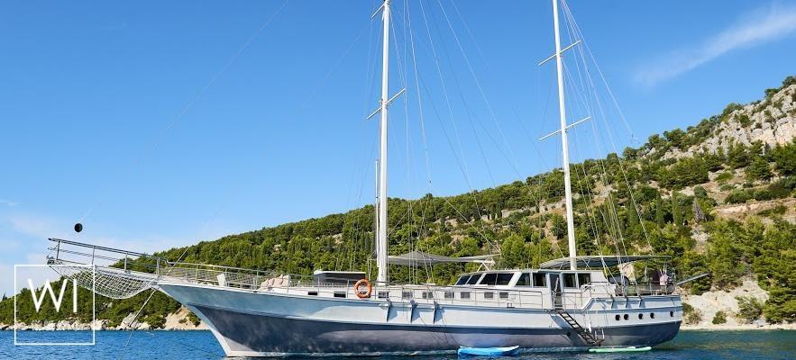 Nautilus  Turkish Gulet - NAC 31M Exterior 1