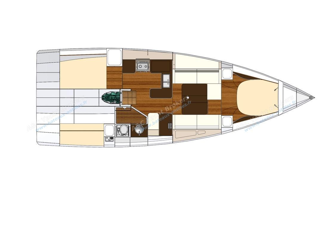 Rm-yacht Rm 1260 Layout 2