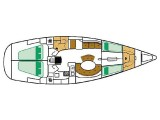 Beneteau First 477 Layout 1