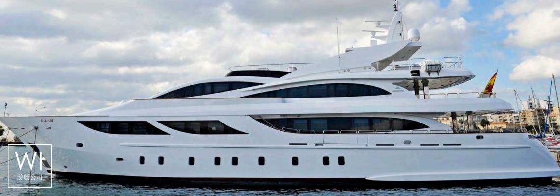 Astondoa Astondoa 105Astondoa Yachts