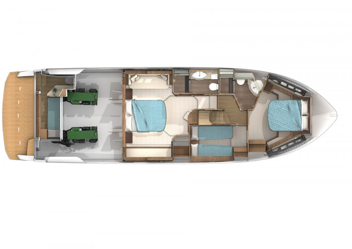 Absolute-yachts Absolute 52fly Layout 1