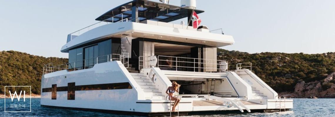 Kukla  Sunreef Catamaran Supreme 68 Exterior 1