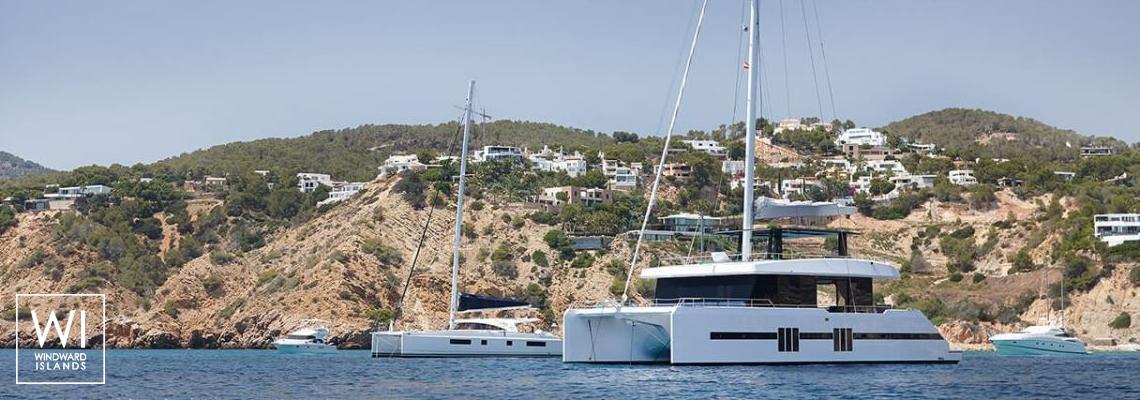Mayrilou Sunreef Catamaran Supreme 68