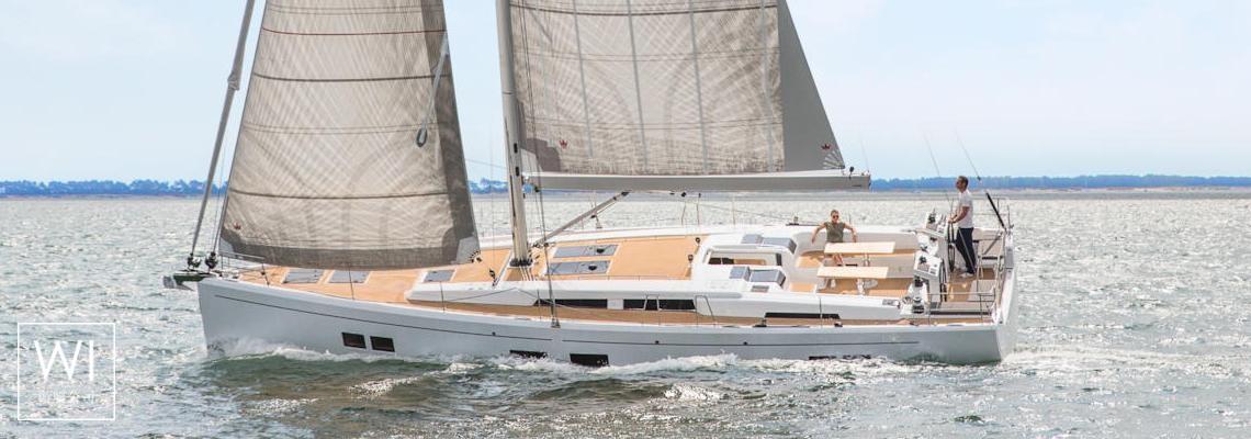 Hanse 548 Hanse Yachts Exterior 1