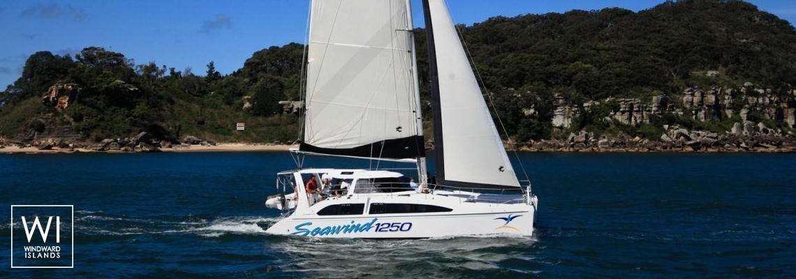 Seawind 1250 Seawind Catamaran Exterior 1