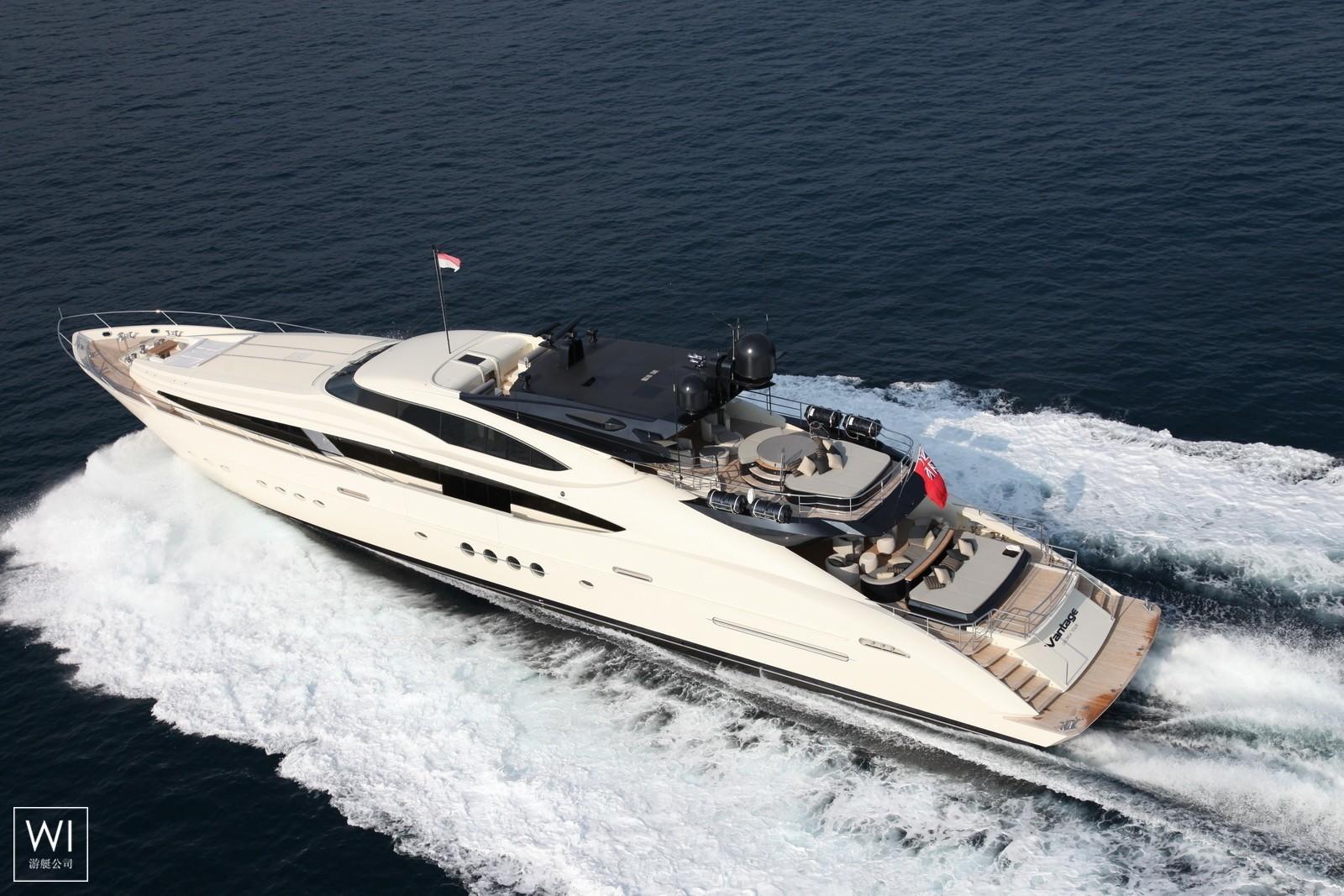 Vantage Palmer Johnson Yacht 46M