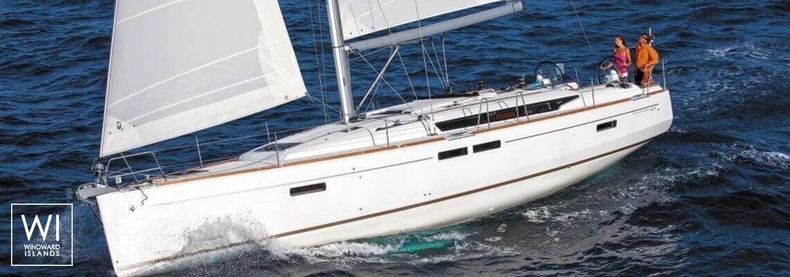 Sun Odyssey 469 Jeanneau Exterior 1
