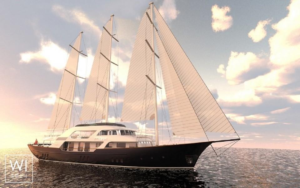 Meira Custom Yacht 50M