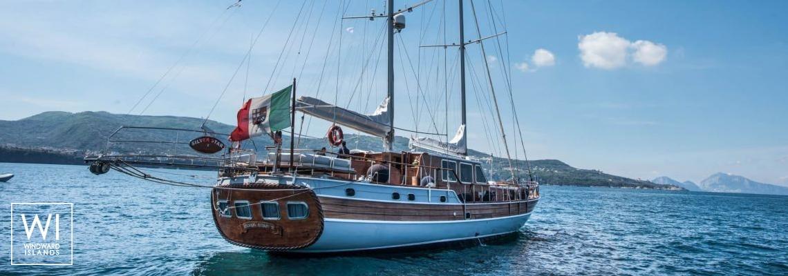 Silver Star II  Turkish Gulet Goelette  26.7M Exterior 1