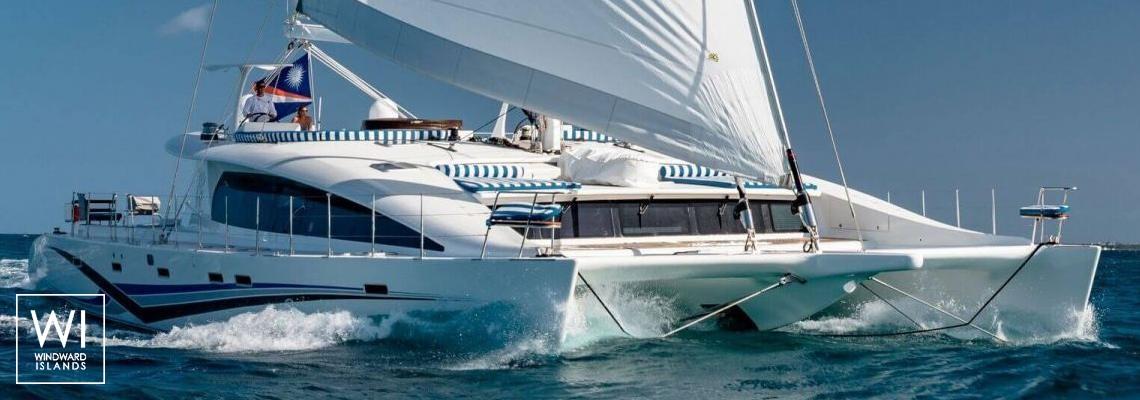 BLUE GRYPHON  Prout Catamaran Prout 83 Exterior 1