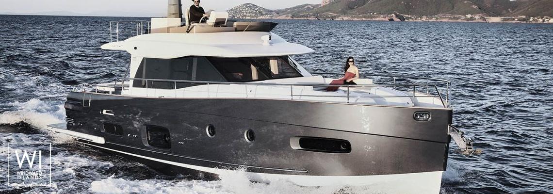 Magellano 53Azimut Yachts