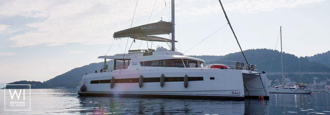 Bali 5.4Catana Catamaran