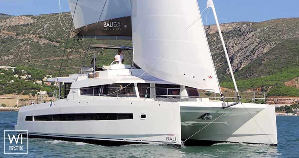 ELENA Catana Catamaran Bali 5.4