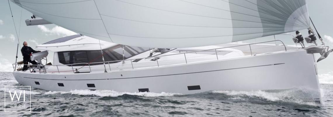 Moody 54DS Moody Yachts Exterior 1