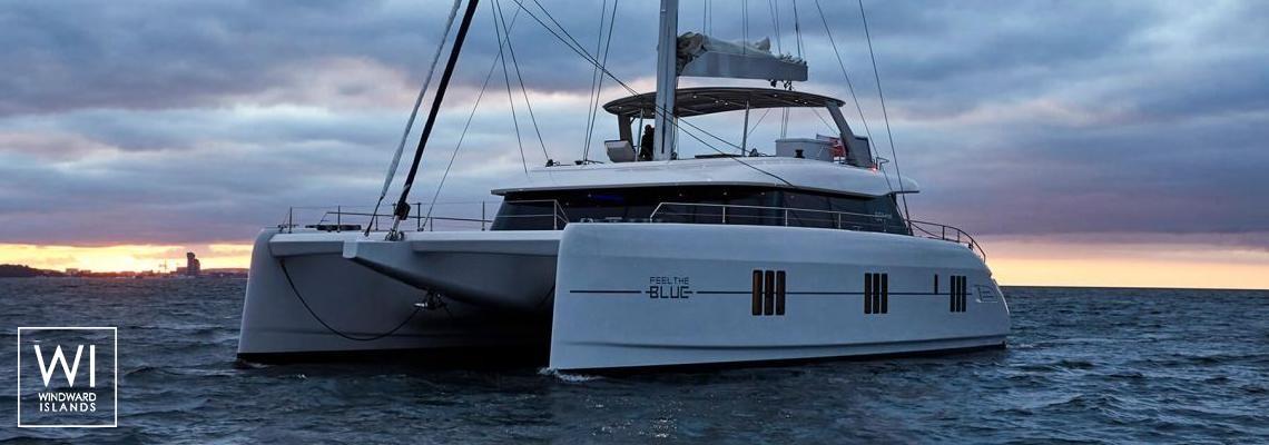 Sail 60 Sunreef Catamaran Exterior 1