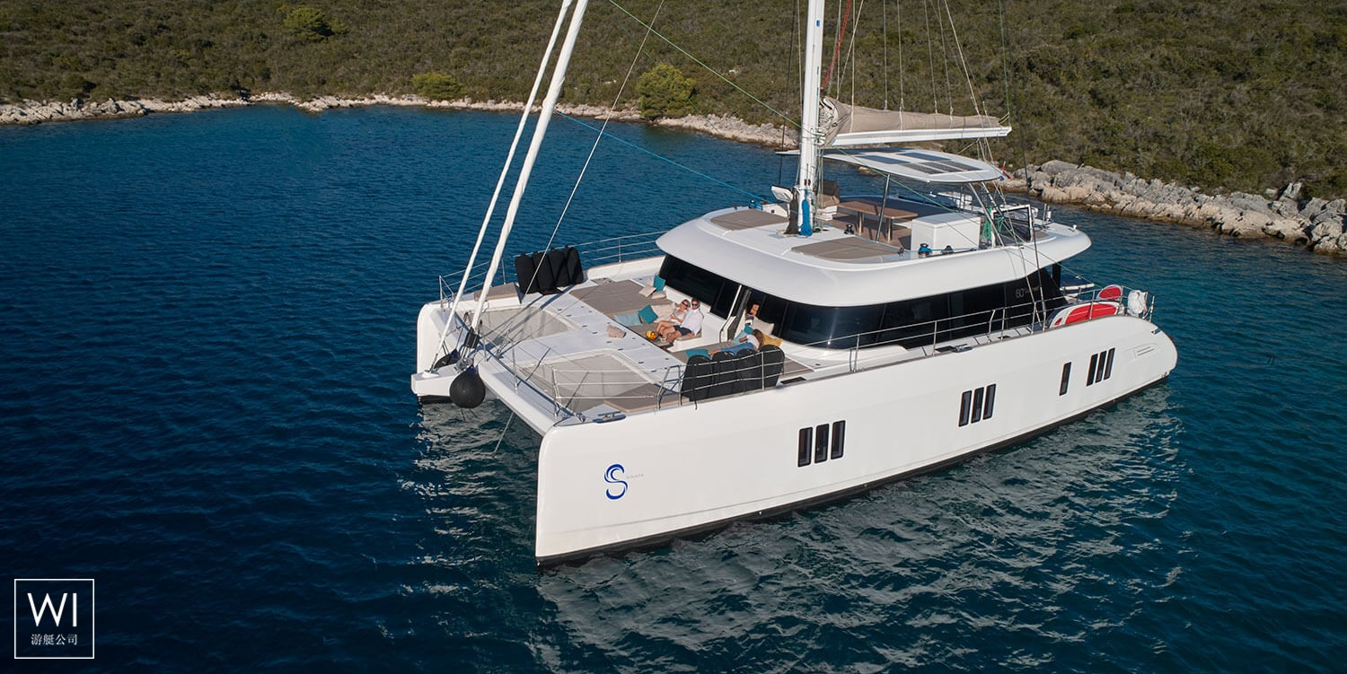 Sail 60Sunreef Catamaran