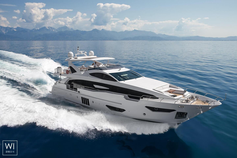 Memories Too Azimut Yachts Grande 30M