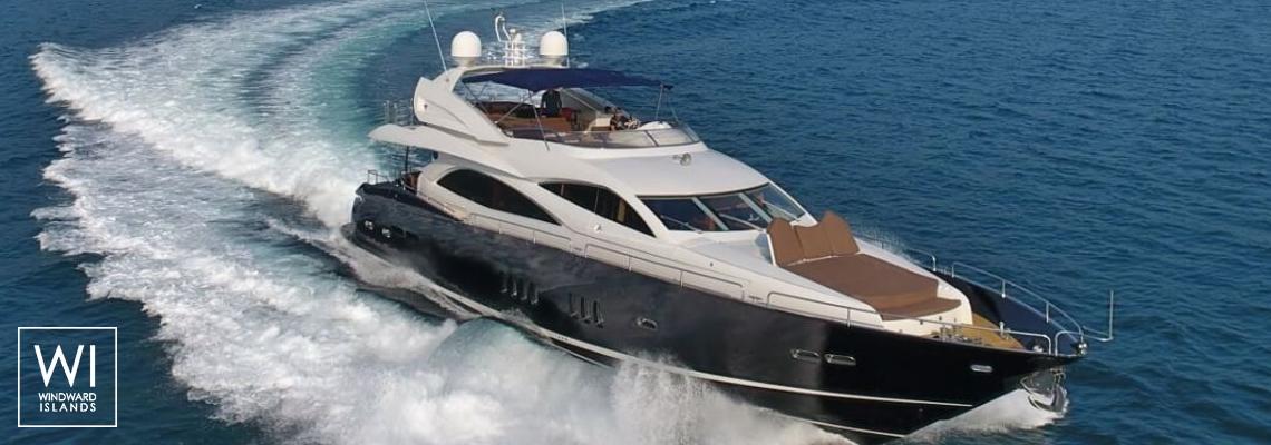 MOGUL  Sunseeker Yacht 90 Exterior 1