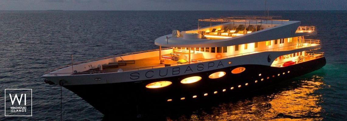 YING SCUBA SPA Custom Motoryacht 50M