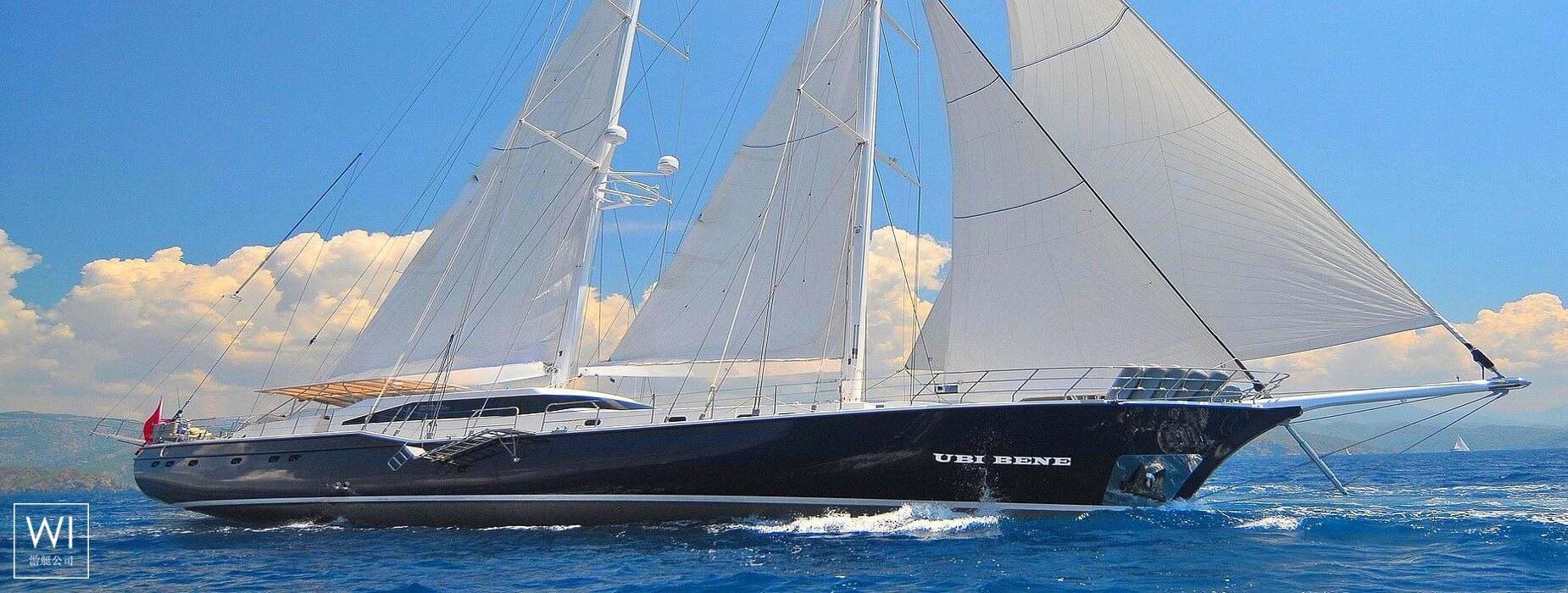 UBI BENE Custom Schooner 44m