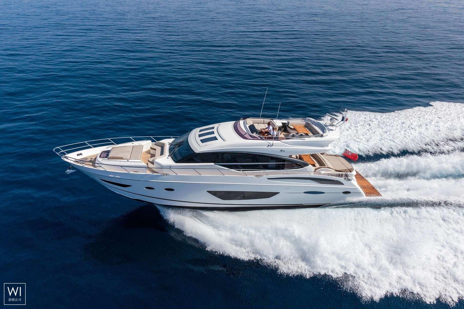 Princess P 74Princess Yachts