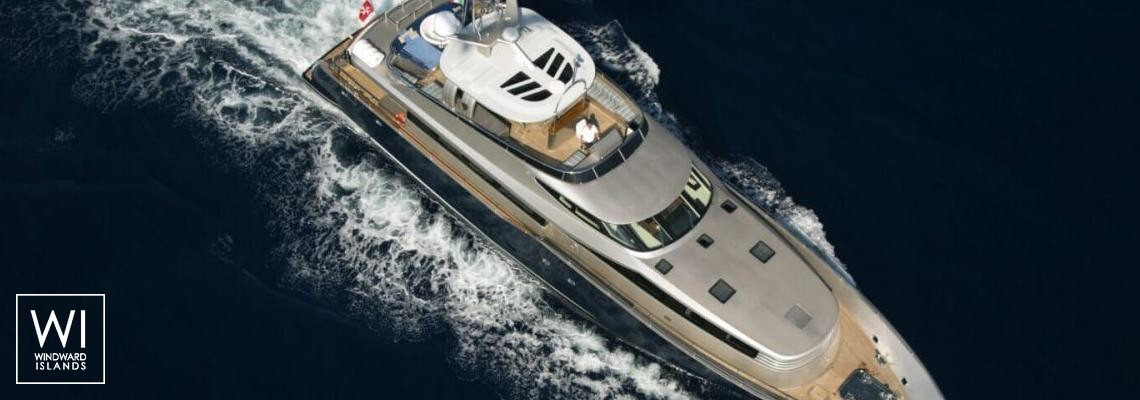 XO OF THE SEAS   Ustaoglu Yachts  Yacht 32m Exterior 1