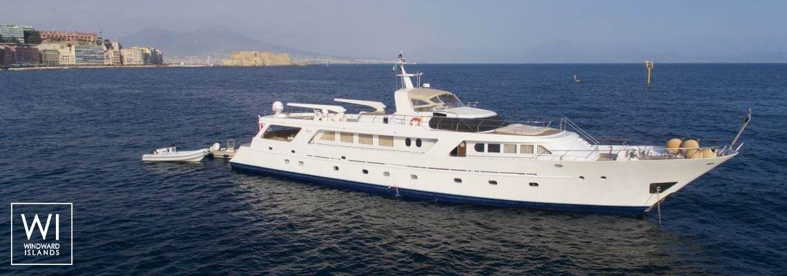 India Benetti Yacht 35m