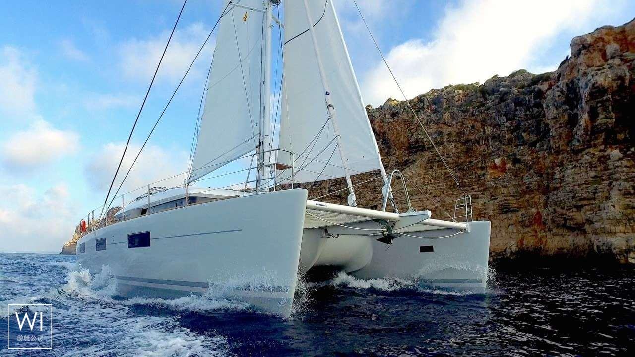 Reve2Mer   Catamaran 59 Exterior 1