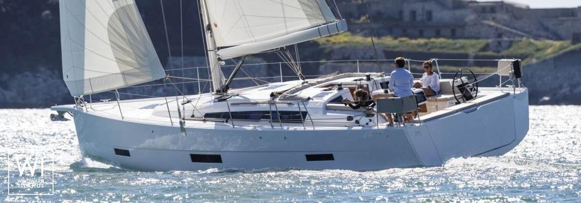 Dufour 430 Dufour Yachts Exterior 1