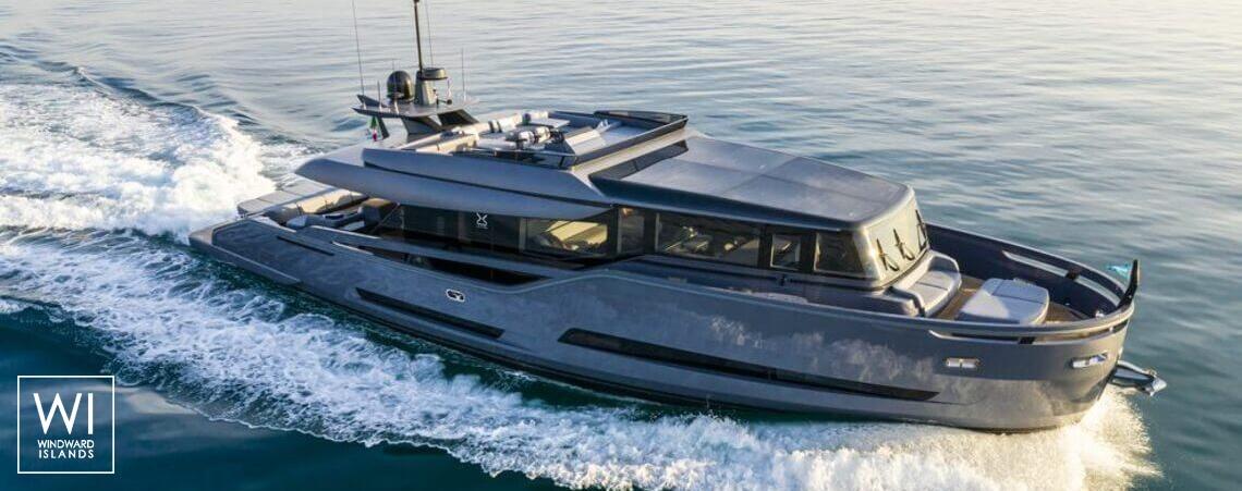 HAZE  Extra Yachts Extra 86 Exterior 1